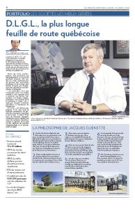 La Presse 25/03/2014